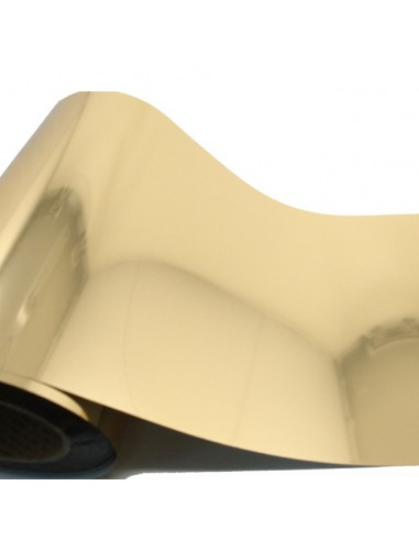 Vinilo textil metalizado Serie Bronze