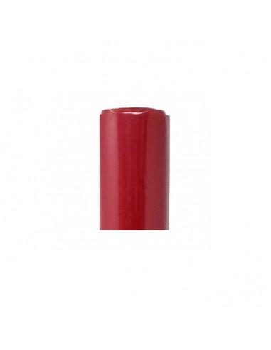 Bobina de vinilo textil flocado rojo 25x25 cm