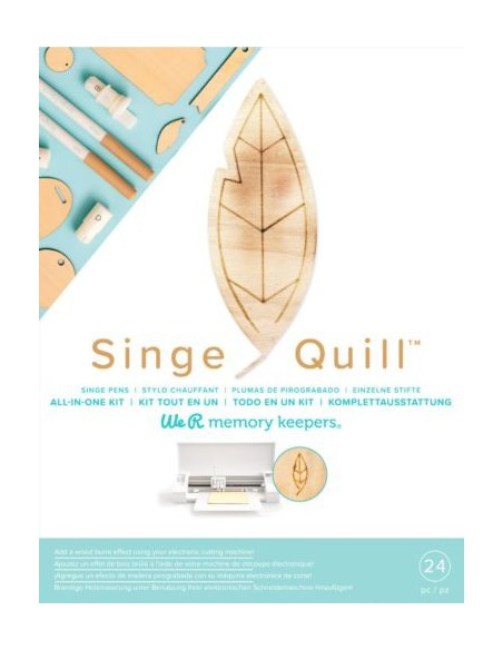 Kit Singe Quill We R Memory Keepers