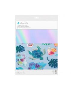 Sticker Paper Holográfico Silhouette (PRÓXIMAMENTE A LA VENTA)