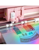 Sticker Paper Holográfico Silhouette