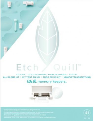 Etch Quill Kit (Kit grabado) We R Memory Keepers