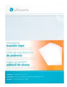 Rhinestone transfer tape Silhouette
