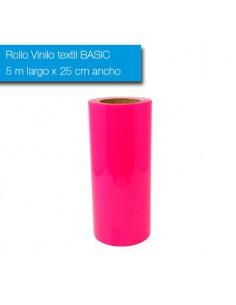 Vinilo textil basic 5m x 25cm ancho