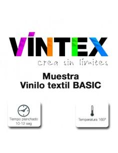 Muestra vinilo textil BASIC (1 muestra por cliente)