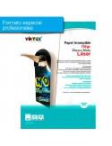 Pack 250 hojas Papel irrompible para láser (formato profesional)