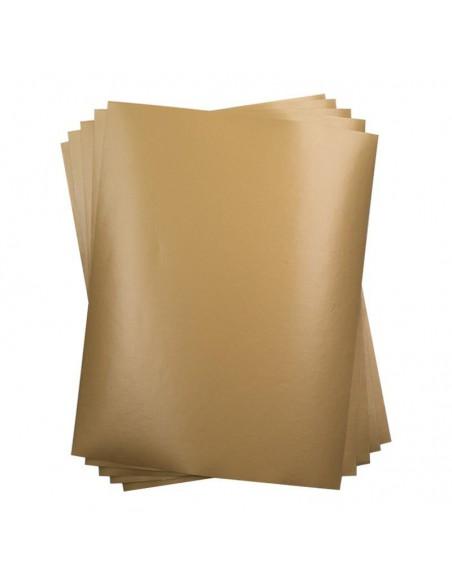 Hojas Adhesivas de Rasca Oro