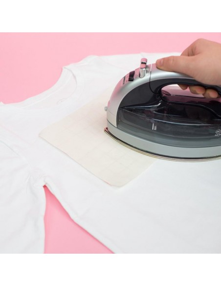 Papel transfer Silhouette tejidos claros