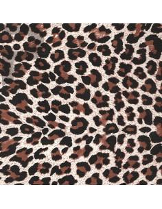 Vinilo textil estampado Leopardo VINTEX