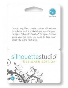 Software Silhouette Studio Designer Edition (código activación)