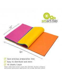 Smart-Fab packs 45 hojas