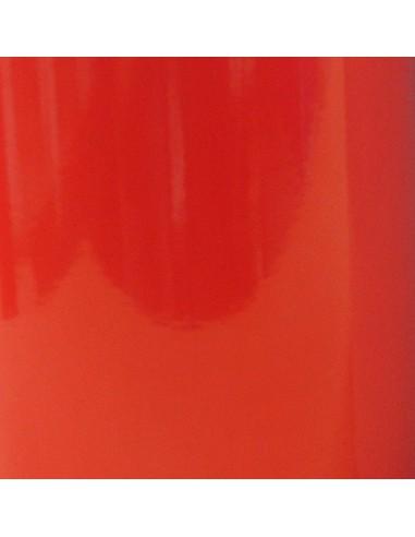 "Vinilo textil - ""Rojo Brillante"""
