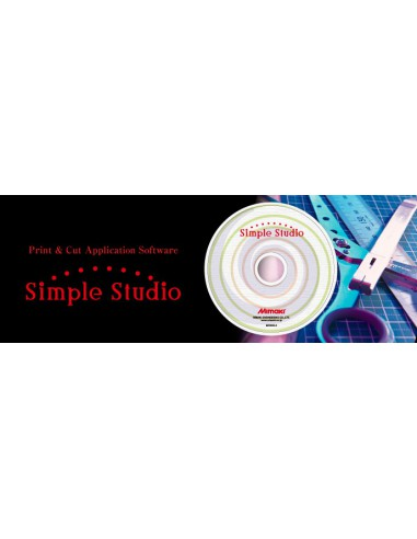 Mimaki Simple Studio: Print & Cut Application Software