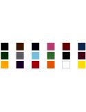 "Vinilo Textil Flocked (Aterciopelado) Silhouette 9"""