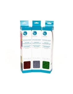"""Vinilo Textil Glitter (Purpurina) Silhouette 12"""""""