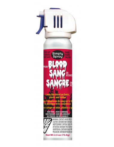 Simply Spray  Sangre Falsa para...