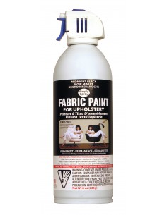 Upholstery Spray Paint Midnight Black