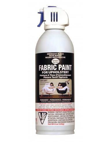 Upholstery Spray Paint Midnight Black