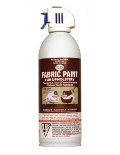 Upholstery Spray Paint Saddle Brown