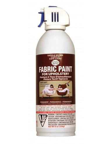 Upholstery Spray Paint Saddle Brown Tapicerías (Café Cuero)