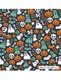 Vinilo Adhesivo Texturas Halloween