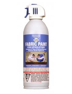 Upholstery Spray Paint Periwinkle