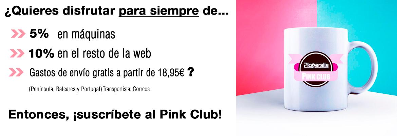 Descuentos Pink Club