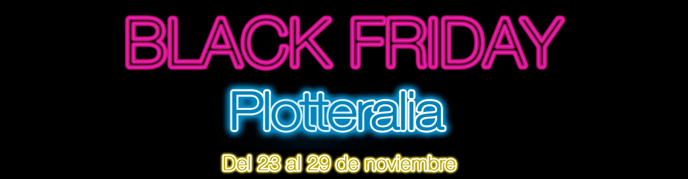 Black friday plotteralia